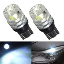 2pcs T10 W5W 194 168 LED COB Interior Canbus Car Side Lamp Wedge Light Lamp Bulb