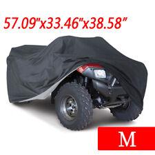 M Size 190T Waterproof ATV UTV Cover For Polaris Honda Yamaha Kawasaki Quad Bike