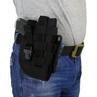 Tactical Gun Holster Molle Modular Pistol Holster for Right Handed Shooters 1911