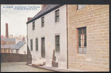 Scotland Postcard - Dumfries: The House In Which Burns Died RS2092