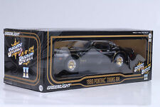 1980 Pontiac Firebird Trans Am Smokey and the Bandit II 1:18 Greenlight