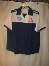 Pit Crew Shirt Big Auto Parts Team ASE Snap-on Valvoline Size L King Louie