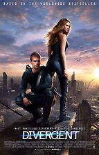 Divergent - A3 Film Poster - FREE UK P&P