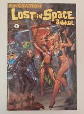 Innovation Lost In Space Annual #1 Comic Book 1992 Joe Jusko Bondage Cover Vf