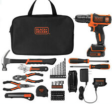 Homeowner Tool Set Repair With Drill 16 Hand 47 Power Accessories DIY