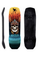 POWELL PERALTA Andy Anderson Heron Flight 8.45 Skateboard Deck Brand New