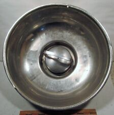 Vintage Delaval Cream Separator 518 Stainless Steel Strainer