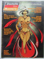 Deutsche Sex Illustrierte Nr 26/1978, Dean Martin, Erotic Wäsche 79