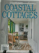 The Cottage Journal Coastal Cottages 2016 Color & Style FREE SHIPPING sb
