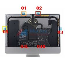 "FOR APPLE iMAC A1418 21.5""2012 2013 2014 2015 LCD SCREEN ADHESIVE  STICKERS"
