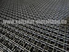 Wellengitter Gitter aus Stahl 1000x1000 MW 50x50x5