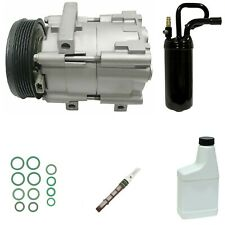 GPD A//C AC Compressor Kit New for Pickup With clutch Ford Ranger 9641922