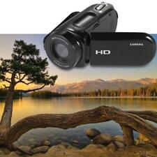 "2.4"" Rotatable 4:3 LCD 720P 16MP 8X Zoom HD Digital Video Camera Camcorder F0E5"