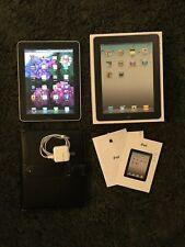 Apple iPad 16GB 3G WiFi Great Cond,Screen Protector, Orig Box, Cord, Case-Bundle