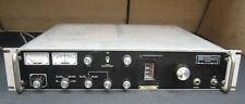 Watkins Johnson 112 microwave receiver 2 - 4,5GHz