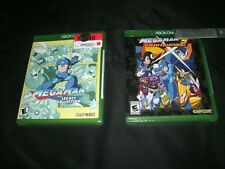 Mega Man Legacy Collection 1 And 2 Microsoft Xbox One Brand New Factory Sealed