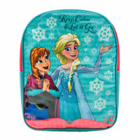Mochila Disney Frozen Mochila Oficial Con Tirante Niña Escuela 3255