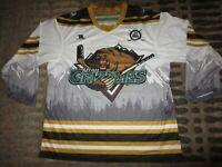 Utah Grizzlies #12 Canine Minor League Hockey Jersey LG L mens