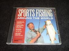 Sports Fishing Around The World CD ROM Cambrix Publishing