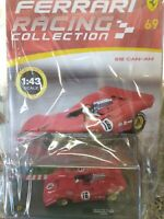 FERRARI 612 CAN-AM WATKINS GLEN 1969 C.AMON 1:43 FERRARI RACING C.#69 DIE-CAST