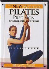 The NEW  Method - Precision Pilates (DVD, 2001) Toning & Sculpting  BRAND NEW
