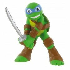 Turtles Half Shell Heroes Leonardo TMNT Comansi Toy Figure Cake Topper New