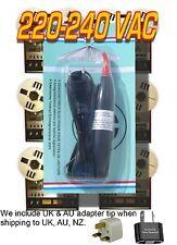 220-240V EU AU UK HEAD DEMAGNETIZER for Tape Deck Recorder Reel to Reel Cassette