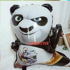 Kung fu Panda Supershape Kungfu Panda Foil Balloon Toy Birthday Party Supply USA