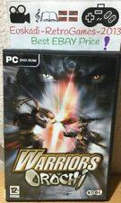 """Warriors Orochi"" PC (PAL ESP.) COMPLETO"