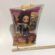 BRATZ KIDZ Doll Dana Magic Hair Really Curls Clothing Clothes Kids BoxWear SEE