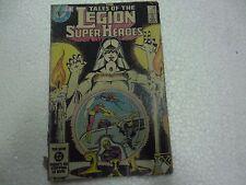 TALES OF  THE LEGION OF SUPER HEROES    1984 DC COMICS Rare ENGLISH