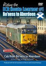 Riding the DCR Route Learner #1 - Bo'ness to Aberdeen *DVD