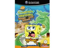 # SpongeBob SquarePants: Revenge of the Flying Dutchman Nintendo GameCube juego