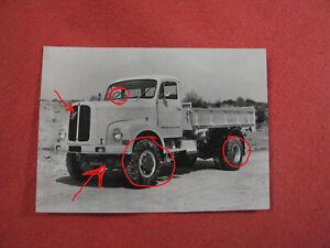 Saurer 5DM factory photo  brochure 1965