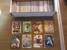 PITTSBURGH PIRATES LARGE 400 CARD LOT, INSERTS, ROOKIES & PARALLEL CARDS ONLY