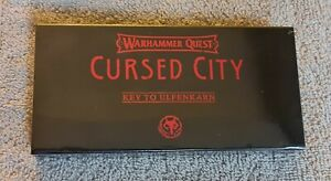 Key To Ulfenkarn (Warhammer Quest Cursed City Exclusive Preorder Item) Sealed