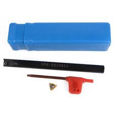 Internal Lathe Threading Turning Tool Set Boring Holder Wrench Carbide Insert