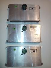 3 BALLASTS RAMPE DE PHARES AVANTS OU ANTIBROUILLARDS HEADLIGHT ANTIFOG  207S2000