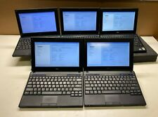 Lot of 5 - DELL Latitude 2100 Atom N270 1.6GHz 1GB 160HDD (with OEM AC Adapter)