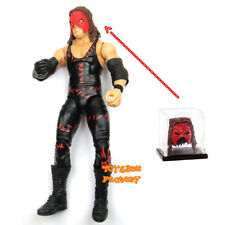 WWE The Big Red Machine Kane Elite w/ Mask Wrestling Action Figure Kid Child Toy