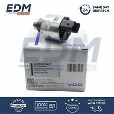 VDO Fuel Pressure Valve Citroen C2 C3 C4 C5 Peugeot 1007 193341 X39800300005Z
