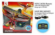 Ebird RC IR Flying Bird Phoenix Ages 8+ Toy Remote Remote Control Plane Drone
