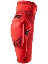 Cascos y protecciones de ciclismo rojos Fox