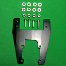 HPI Wheely or Crawler King axle mounted steering servo mount, delrin
