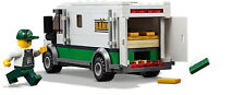 Lego Parts Armoured Car from 60198 Cargo Train -- INCLUDES FIGURE & PALLET - NEW