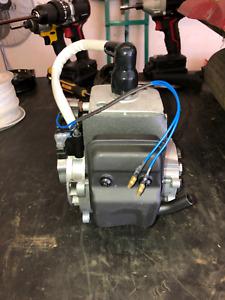 QUALCAST HEDGE TRIMMER SLK26A/Bh ENGINE ASSEMBLY PART NUMBER 984001 SPARE PART