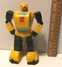 Transformers Bumblebee Universal Studios Exclusive Figure Gen 1 Rubber RARE HTF
