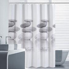 Lifewit Duschvorhang Anti-Schimmel Vorhang Wasserdicht mit 12 Duschvorhangringe