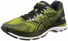 Asics Running Shoes Gel-Nimbus 20 Tjg975 Yellow Black Us6.5(25cm)Uk5.5