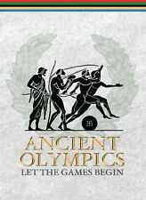 ANCIENT OLYMPICS LET THE GAMES BEGIN *New & SEALED* ALL Regions (Plays on any Pl